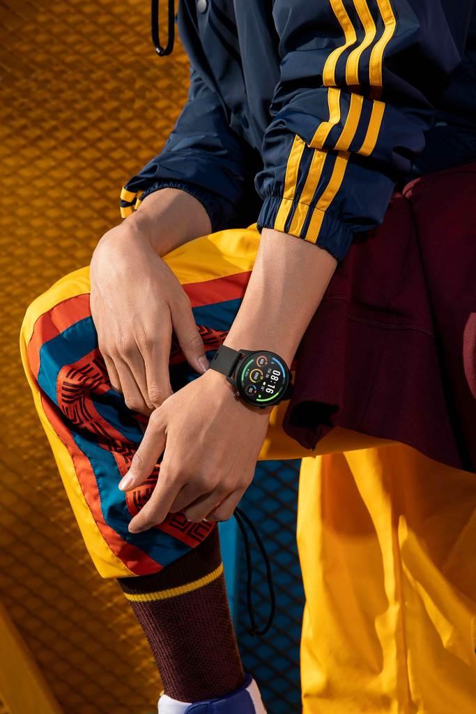 「小米手錶 運動版」支援全新血氧檢測功能,讓用戶即時掌握運動後身體的血氧飽和度