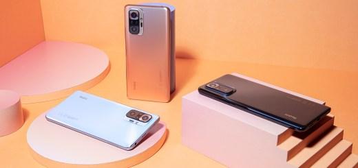 小米台灣宣布在台灣市場推出Redmi Note 10 Pro