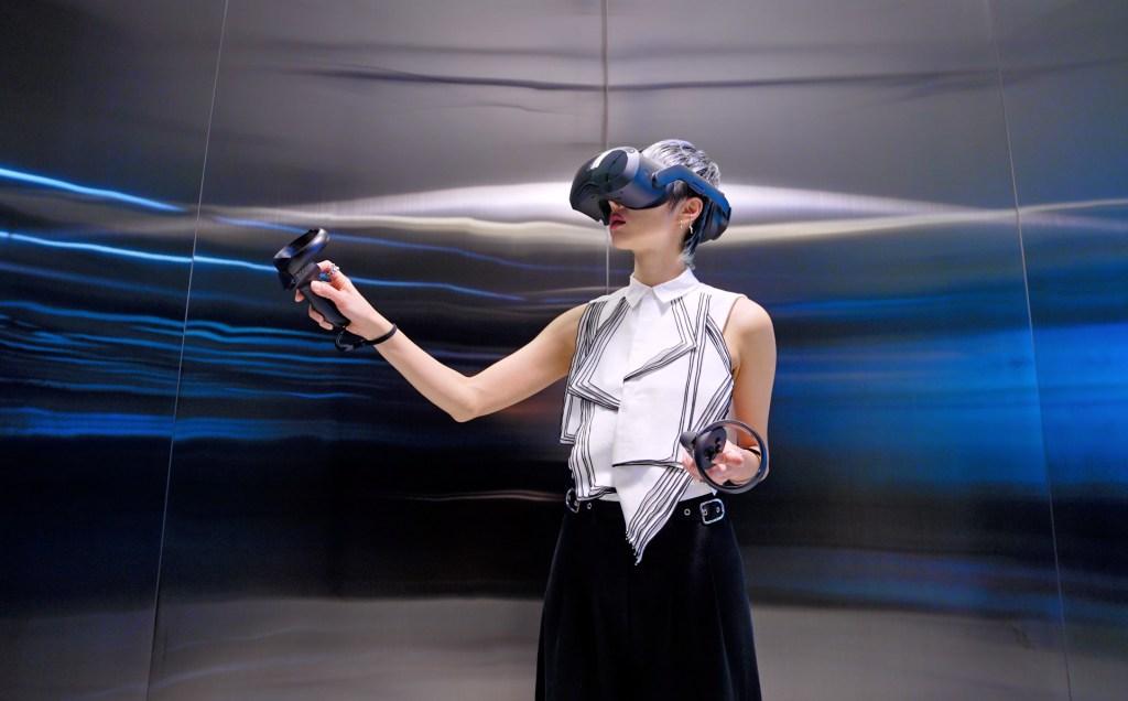 VIVE Focus 3 – 高階新體驗 帶來VR商務新紀元