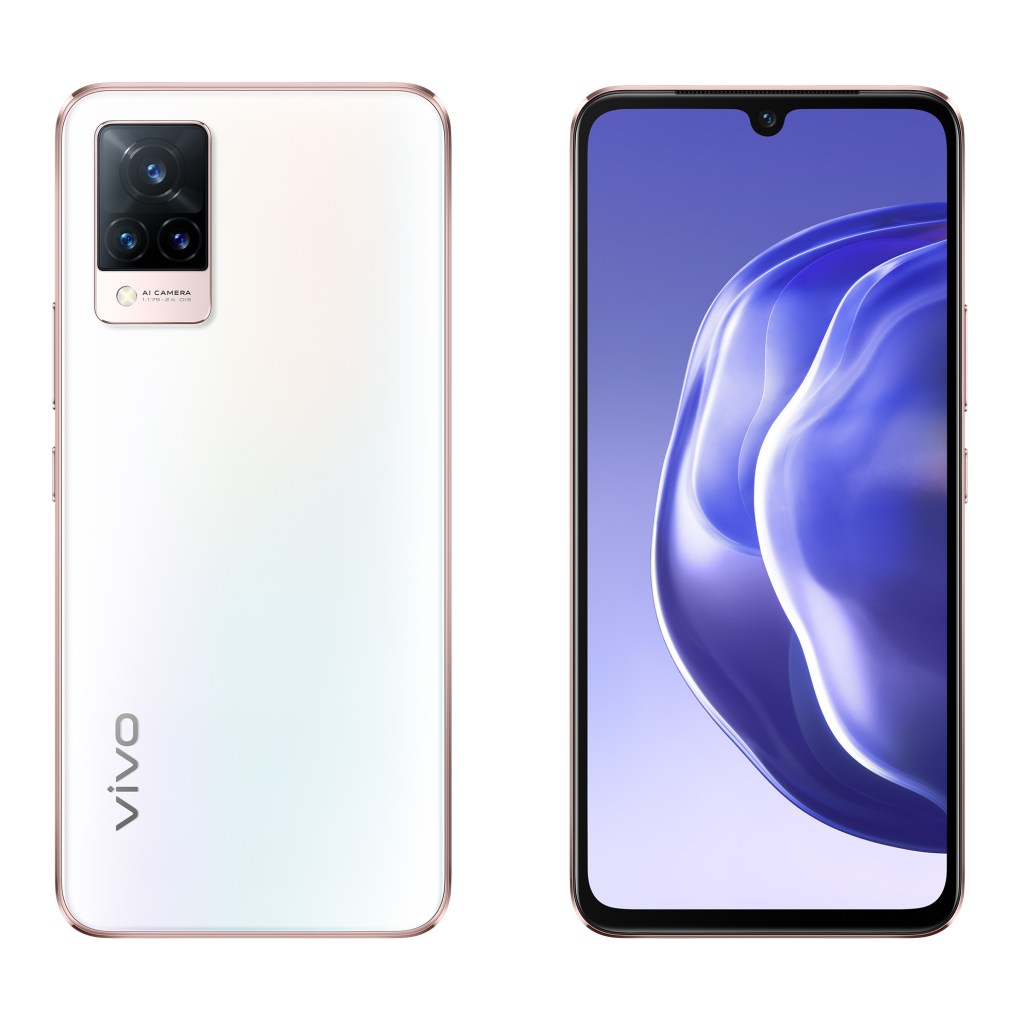 vivo-V21-5G「慵懶白噪」