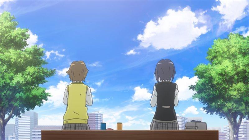 スクストアニメ4話