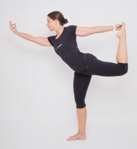 """Besser entspannen mit Yoga: Der """"Tänzer"""""""