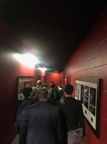 Grammys Hallway