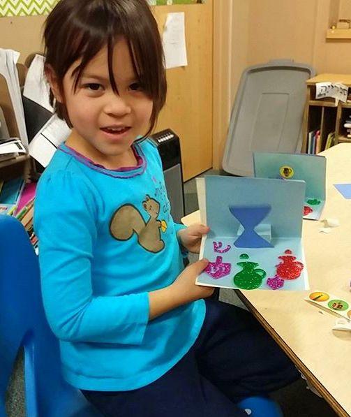 Making Hanukkah Cards