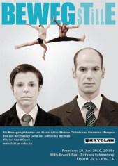"""""""Bewegte Stille"""" 2010"""