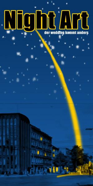 Flyer: Night Art