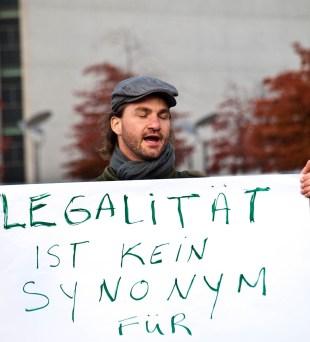 Berlin-Mitte, 21. Oktober 2011