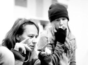 Treffen in der HU, 13.1.2012; Berlin-Mitte