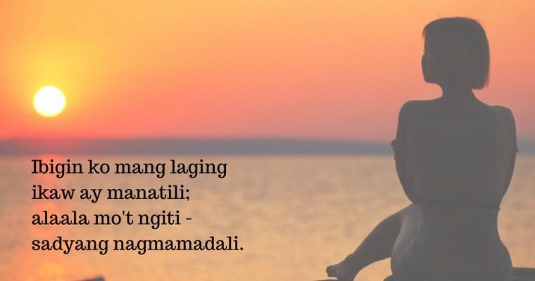 Alaala Mo't Ngiti