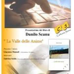 """Carbonia. Venerdì 29 marzo verrà presentato il libro """"Le valle delle anime"""" di Danilo Scanu"""
