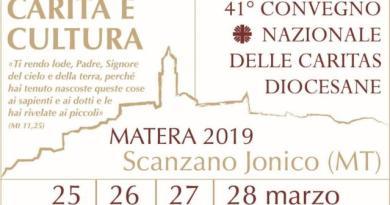 Le Caritas diocesane riunite a Scanzano Jonico per il 41° Convegno nazionale