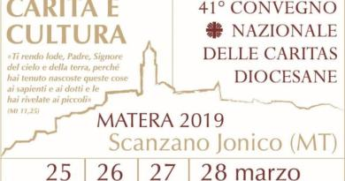 Le Caritas diocesane riunite a Scanzano Jonico per il 41° Convegno nazionale