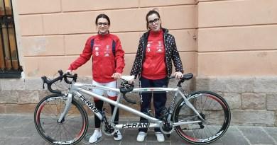 Due ruote per Ilaria, sognando Tokyo 2020