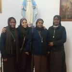 Dall'India a Iglesias: il dono delle Suore Francescane di San Tommaso