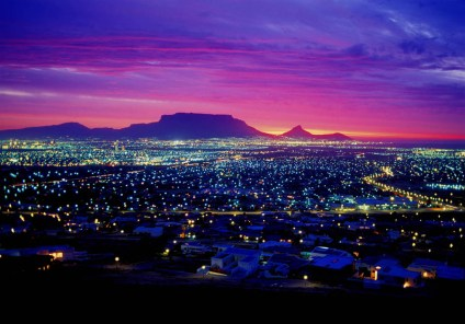 View from Tygerberg Hill