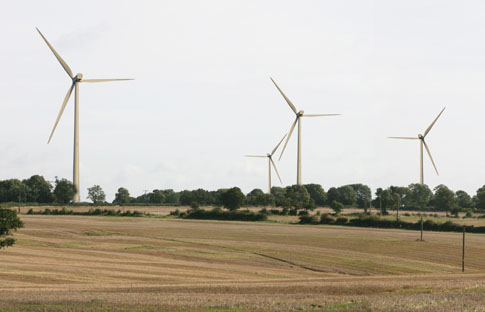 Turbines from Greatworth
