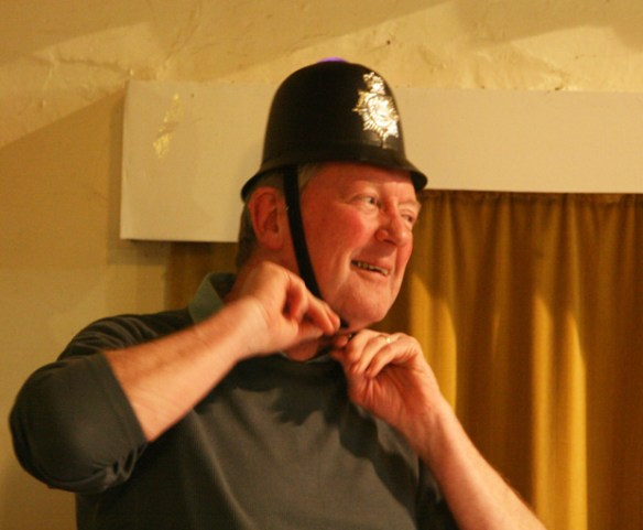 The Inspector calls....