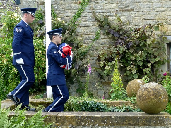 FLAG CEREMONY SULGRAVE MANOR 02