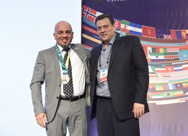 Marcos Arienti y Mauricio Sulaimán
