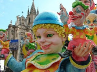 Carnevale di Acireale uno dei carnevali migliori d'italia