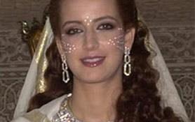 Regina del marocco