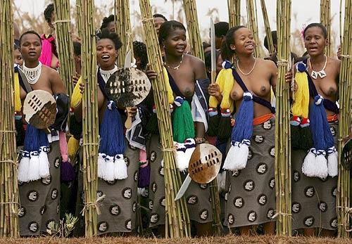ragazze swaziland