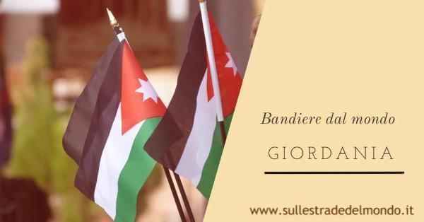 Significato bandiera giordania