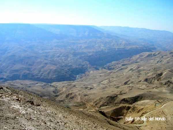 strada dei re giordania