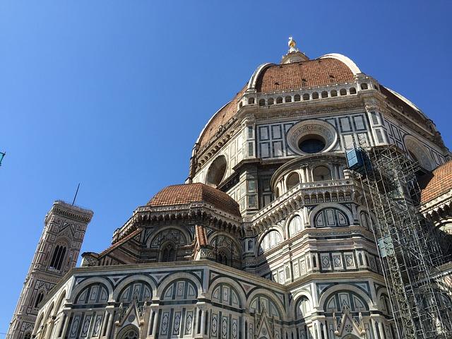 Firenze il centro storico è uno dei Siti Unesco Toscana