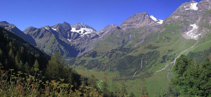 Austria Parco Nazionale degli Alti Tauri
