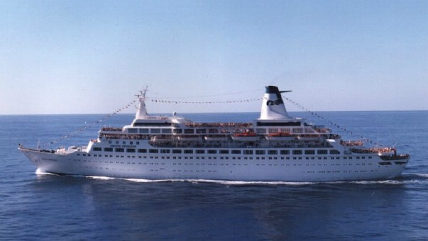 Pacific princess Love Boat
