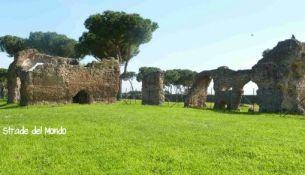 Parco appia antica - acqudotti