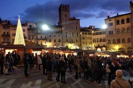 Arezzo villaggio tirolese