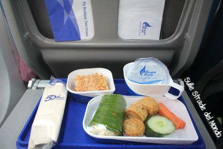 Bangkok airways pasto