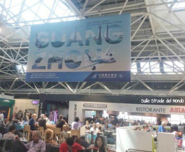 Roma Canton diretto con China Southern Airlines