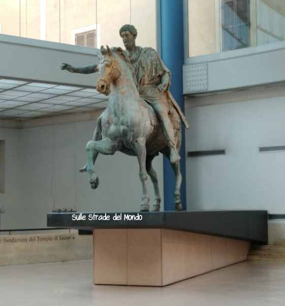 Marco Aurelio a Cavallo