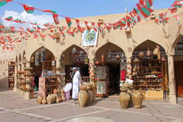 mercati in Oman