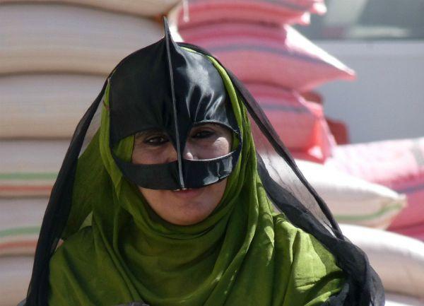 donna beduina oman