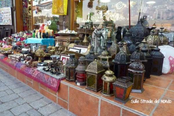Andare per Mercati e souq in Oman - Sulle Strade del Mondo
