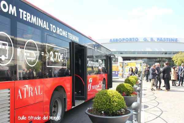Andare all'aeroporto di Ciampino spendendo poco
