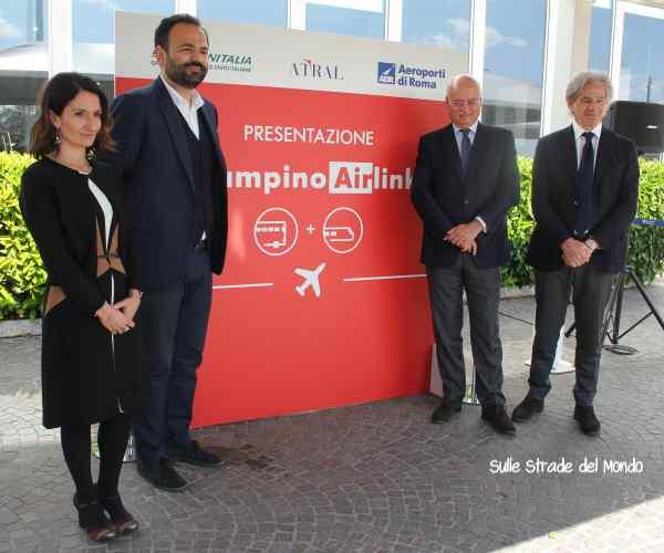inaugurazione ciampino airlink