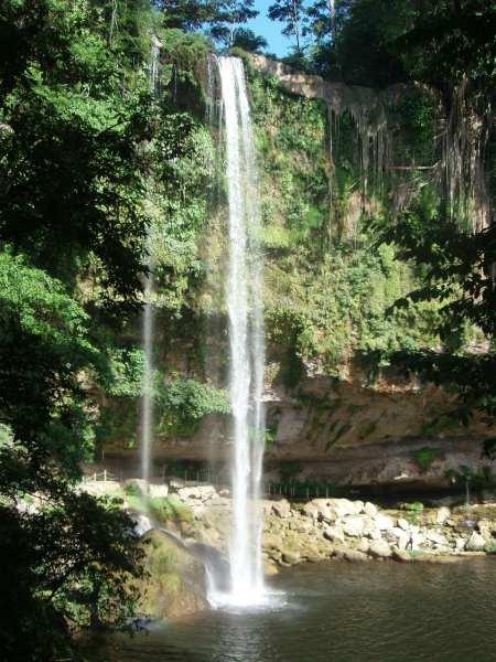cascata di Misol ha