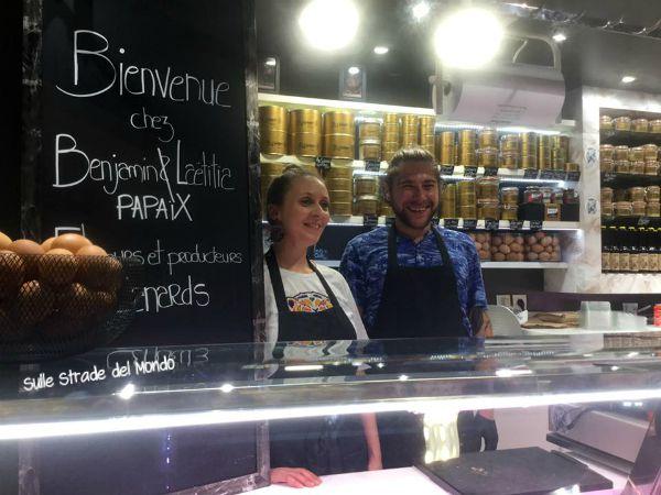 Papaix et fils mercato tolosa