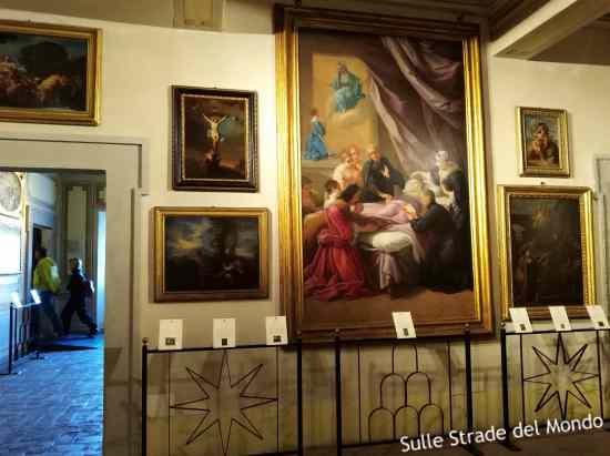 Ariccia museo barocco