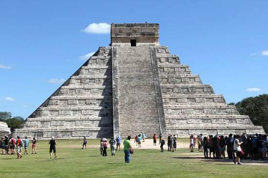 Piramide Chichen Itzà