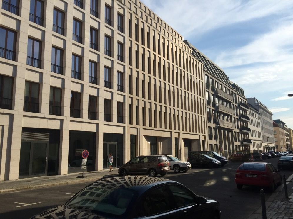 Windows in Berlin