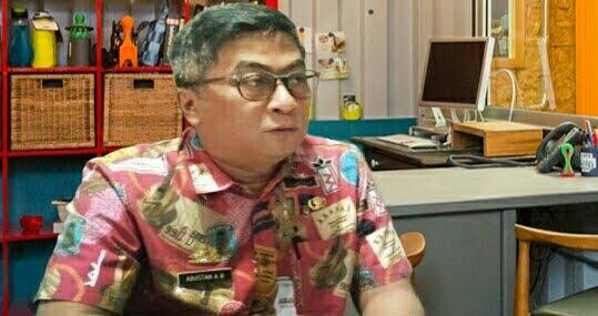 Sekretaris Tim GTPP Covid-19 Barru, Abustan AB.