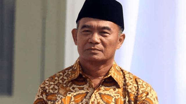 Menteri PMK RI Muhajir Efendi