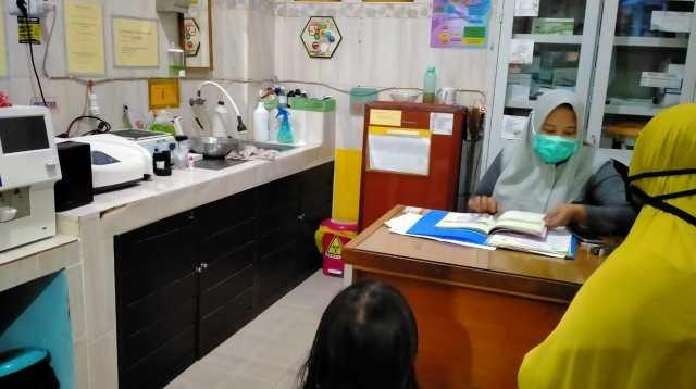 Pelayanan Puskesmas di Kota Makassar