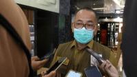 Ket. Gam: Kepala Dinas Kesehatan Sulsel, dr Ichsan Mustari